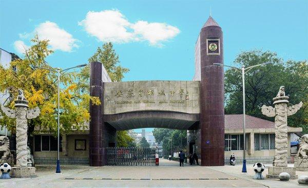桐城中学大门